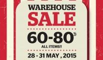 Rip Curl Warehouse Sale 2015 1