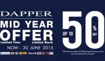 DAPPER Mid year Offer
