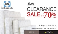 Sealy Clearance Sales