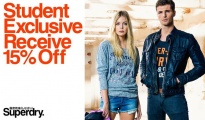 Superdry Student exclusive