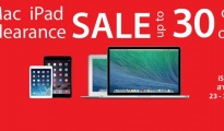 iPad, MacBook Clearance Sale