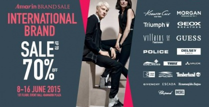 Amarin Brand Sale International Brand Sale