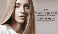 Beauty Galeria present Beauty Bonus