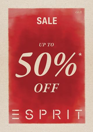 ESPRIT End of Season Sale