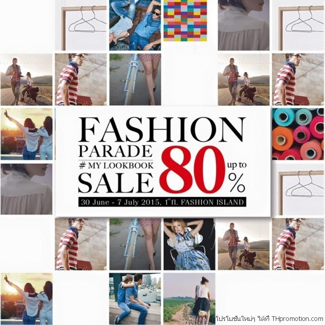 Fashion Parade Sale