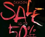 Footwork Noir End of Season Sale