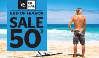 RipCurl End of Season Sale