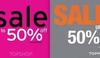 TOPSHOP / TOPMAN End of Season Sale