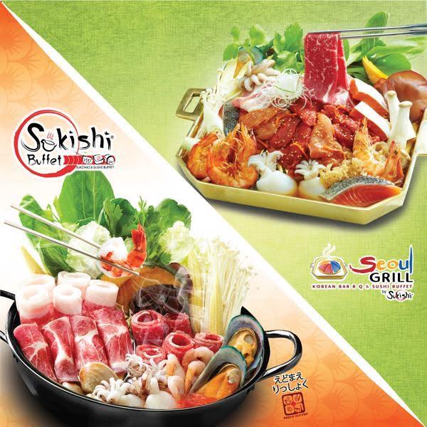 Sukishi  Seoul Gril