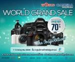 World Camera World Grand Sale 2015