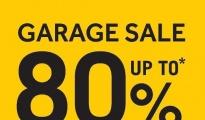Adidas Garage Sale