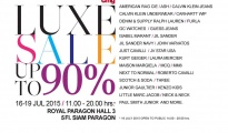 CMG LUXURY BRANDS SALE