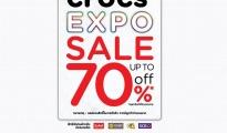 Crocs Expo Sale