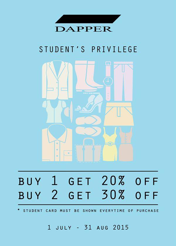 DAPPER Studen's Privilege