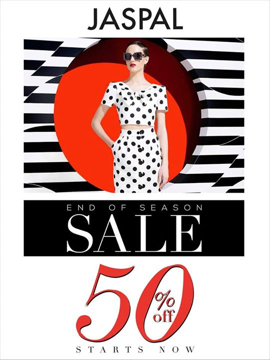 JASPAL END OF SEASON SALE