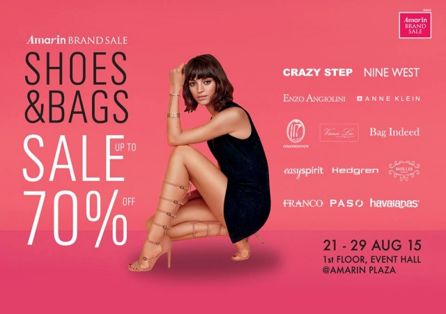"Amarin Brand Sale ""Shoes & Bags""  SALE"