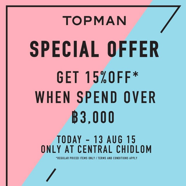 TOPman Special Offer