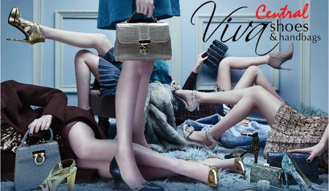 Central Viva Shoes & Handbags