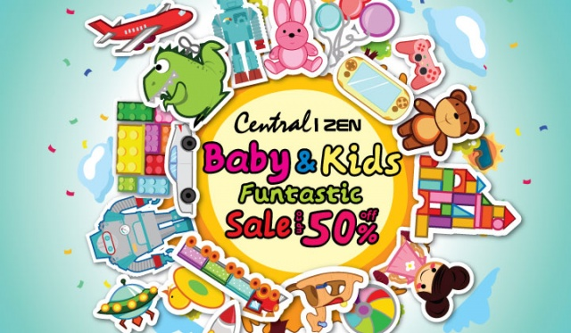 Central ZEN Baby & Kids Funtastic