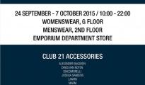 Club 21 E-Space Discount 1