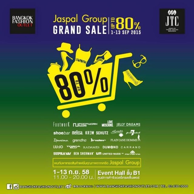 Jaspal Group Grand sale