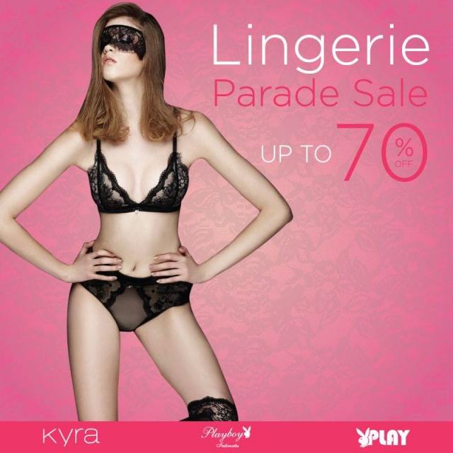 """Kyra """"Lingerie Parade Sale"""""""