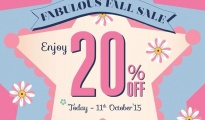 Lyn Around Fabulous Fall Sale