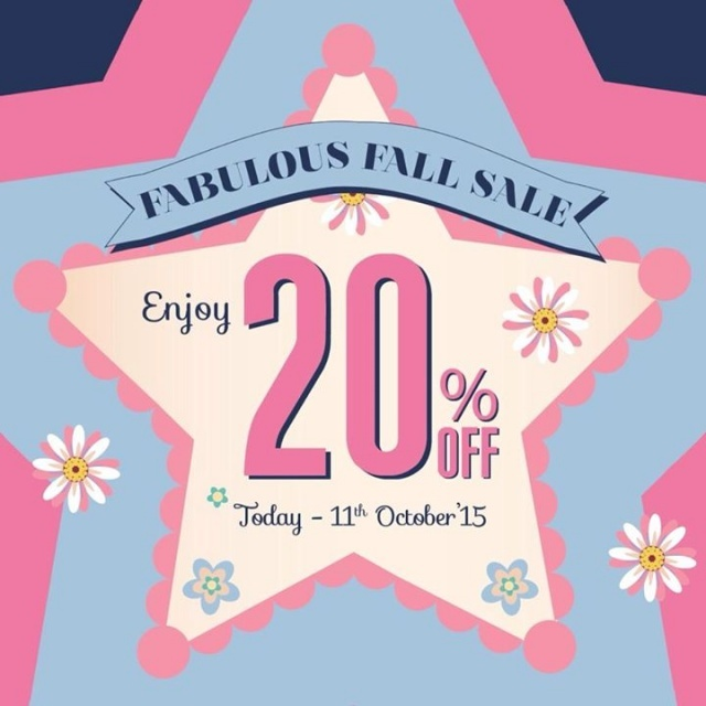 Lyn Around Fabulous Fall Sale