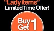 "Superdry Special Promotion  ""Lady items"""