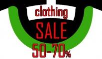 YEAH! Clothing Sale