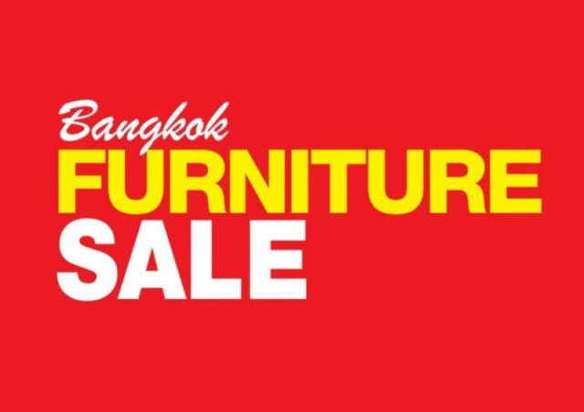 Bangkok Furniture Sale
