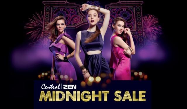 Central ZEN Midnight Sale 2015