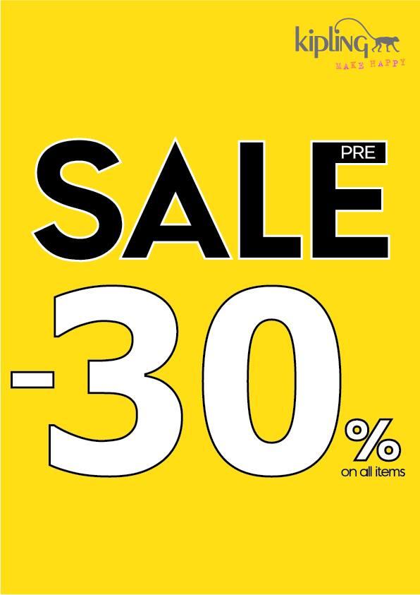 Kipling Thailand Pre-Sale 2015