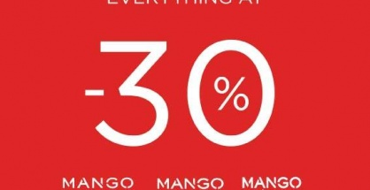 MANGO HAPPY WEEKEND