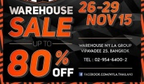 NYLA WAREHOUSE SALE 2015 1