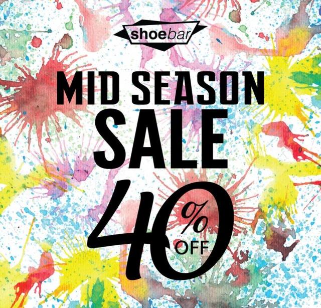 Shoebar Mid Season Sale