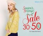 Blue Corner Season's greeting sale