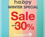 Bossini Happy Winter Special Sale