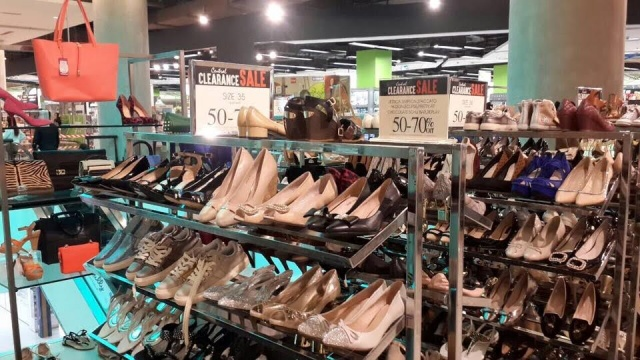 Central Clearance Sale 2