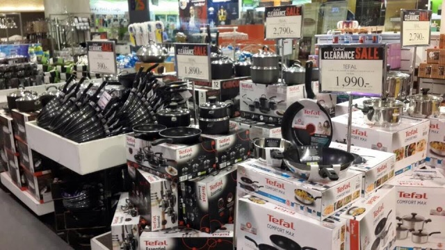 Central Clearance Sale 3