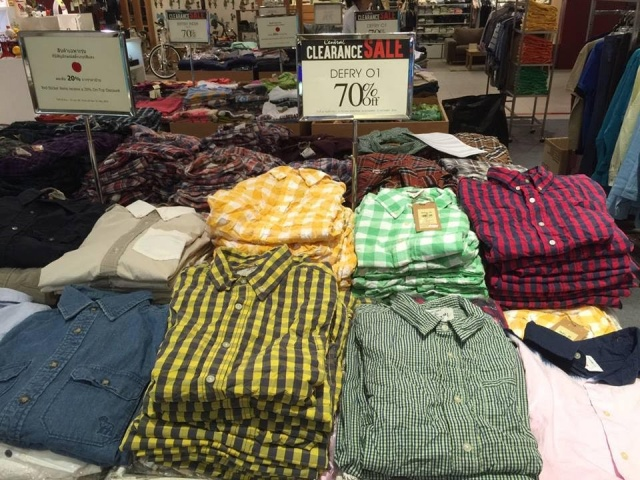 Central Clearance Sale 4