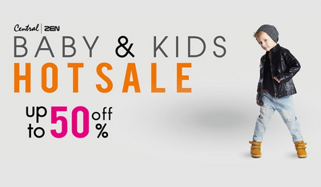 Central _ Zen Baby & Kids HOT SALE