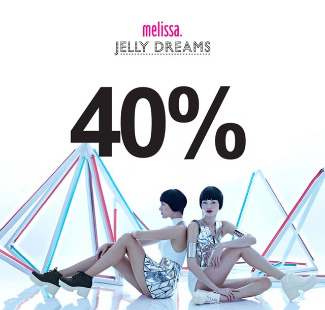Melissa Jelly Dream SALE