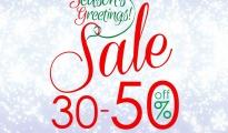 Portland Season's greeting sale
