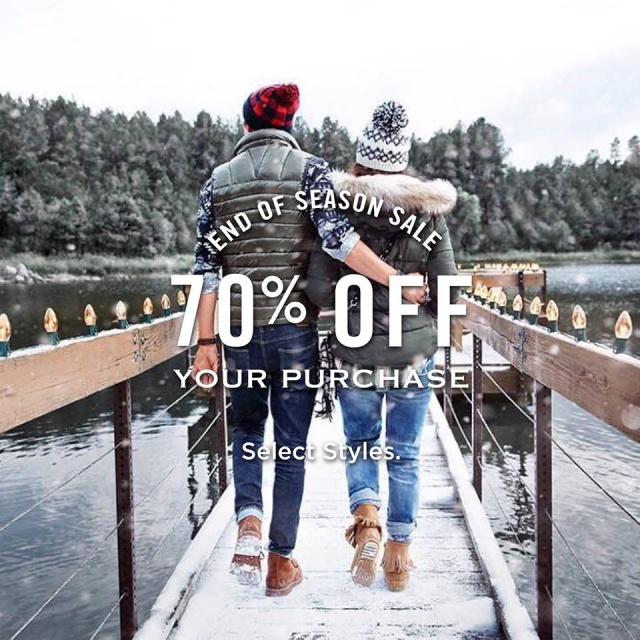 American Eagle End of season sale