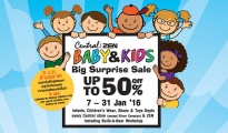 Central – Zen Baby & Kids Big Surprise Sale 2016