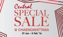 Central Special Sale