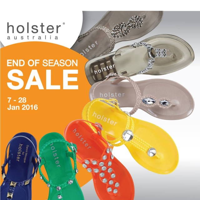 Holster End of Season Sale