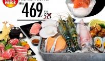 Miyabi Grill Premium Buffet