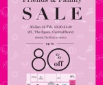 Pacifica Elements 'Friends & Family Sale